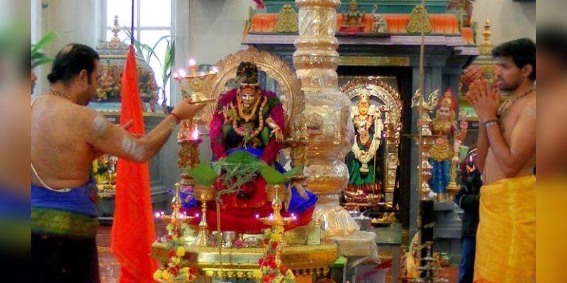 PunjabKesari, lord-ayyappa, lord ayyappa temple,  Ayyappan,sabarimala-temple, ayyappa swamy temple, Mandal Puja, gold-dress-tanka-anki, Dharmik Sthal, Religious Place In india, hindu Teerth Sthal, Dharm, Punjab kesari