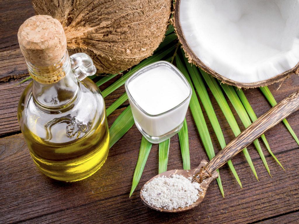 PunjabKesari, coconut cooking oil