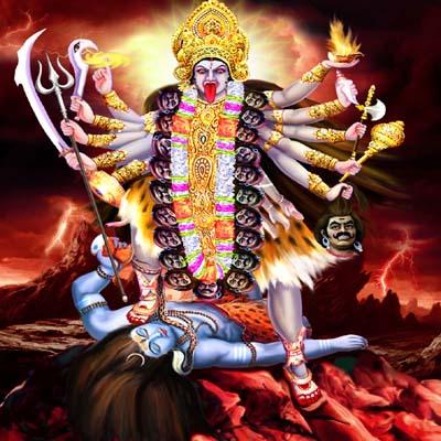 PunjabKesari, काली माता, Devi kali