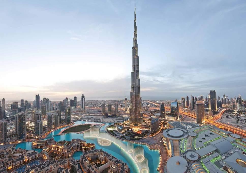 PunjabKesari, Burj Khalifa Image