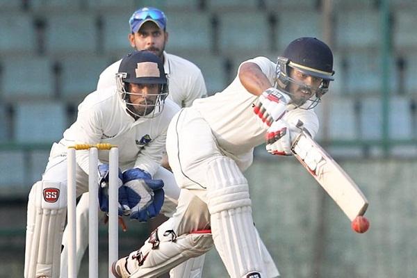 PunjabKesari, sports news, cricket news hindi, Ranji Team, captaincy, Gautam Gambhir, Delhi team, Nitish Rana, command