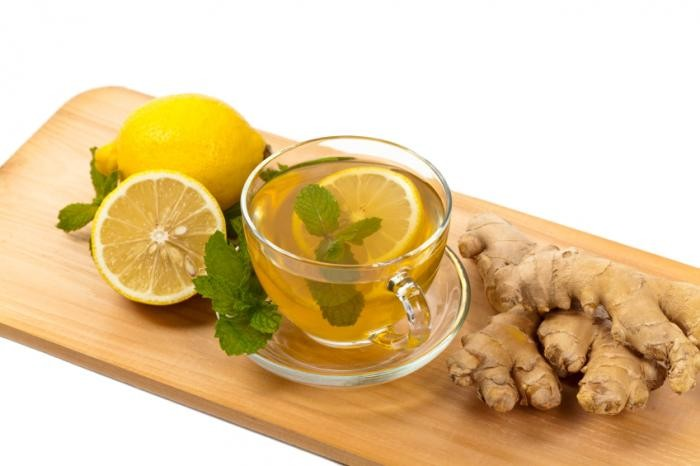 PunjabKesari, Lemon Ginger tea image, Homeremedies