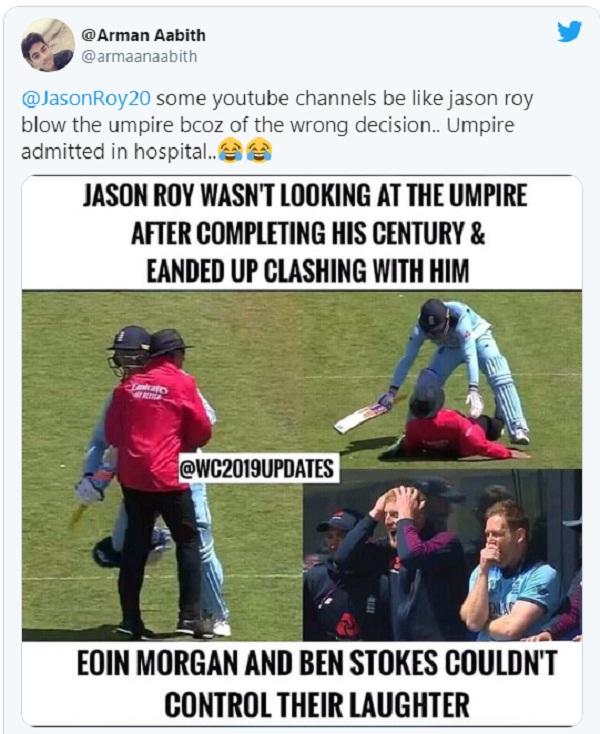 Birthday Special Jason Roy, Jason Roy