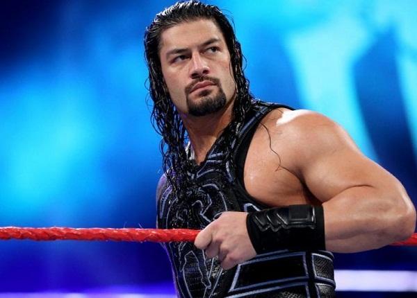 PunjabKesarisports Romen Reigns WWE रैसलर रोमन रेंज