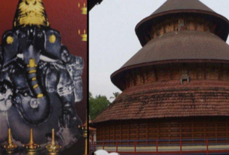 Ganesh chaturthi 2019, गणेष चतुर्थी, Famous temple of ganpati, मधुर महागणपति मंदिर