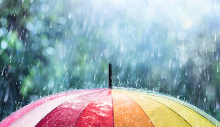 PunjabKesari, kundli tv, enjoy life with rain