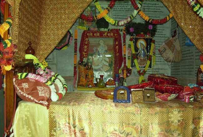 PunjabKesari, kundli tv, nidhivan in vrindavan