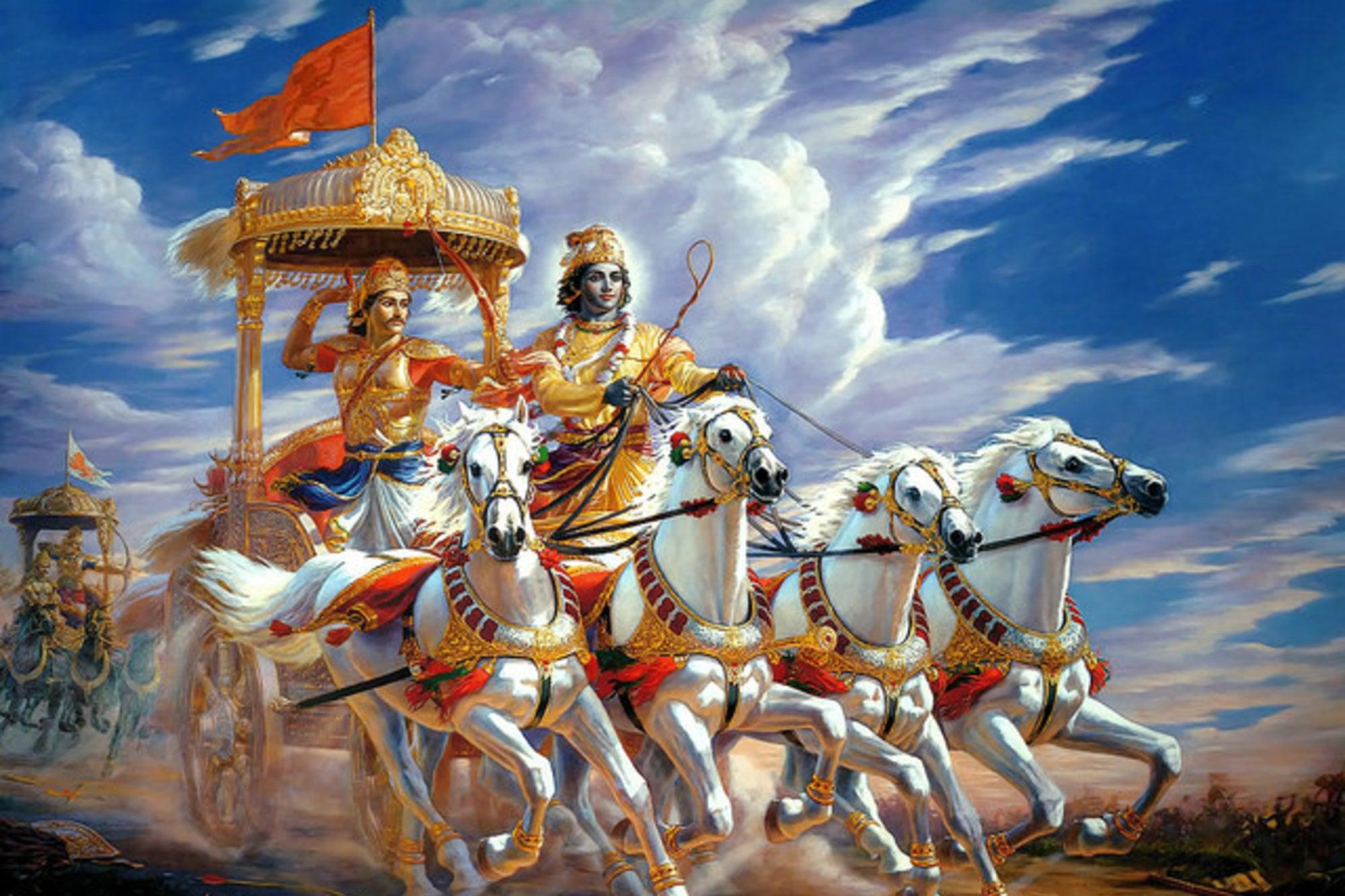 PunjabKesari, Mahabharata Gyan in hindi, Mahabharata Gyan, Mahabharata Shaloka, Covid, Sri krishna Updesh, Arjun, Niti Gyan in hindi, Niti Shastra, Niti Shaloka In hindi, Mahabharata Niti in hindi