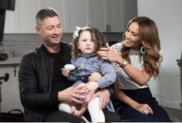 Michael Clarke daughter is Asthma patient
