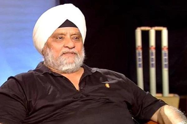 PunjabKesarisports Bishan singh bedi