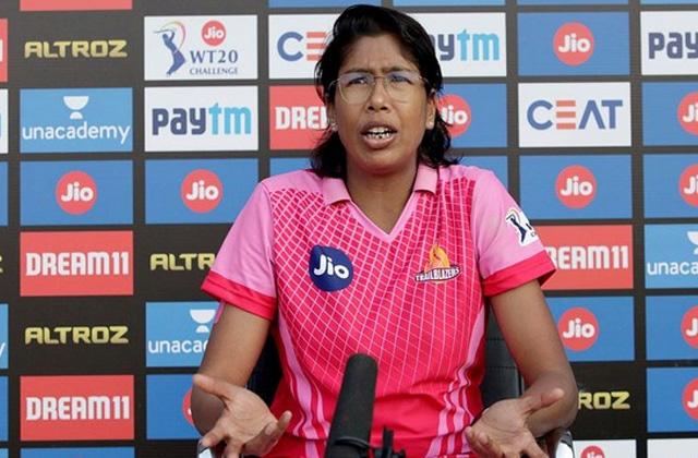 Sophie Ecclestone, Jhulan Goswami, women IPL, झूलन गोस्वामी, सोफी एक्लेस्टोन, Women T 20 Challegner, Cricket news in hindi, Sports news