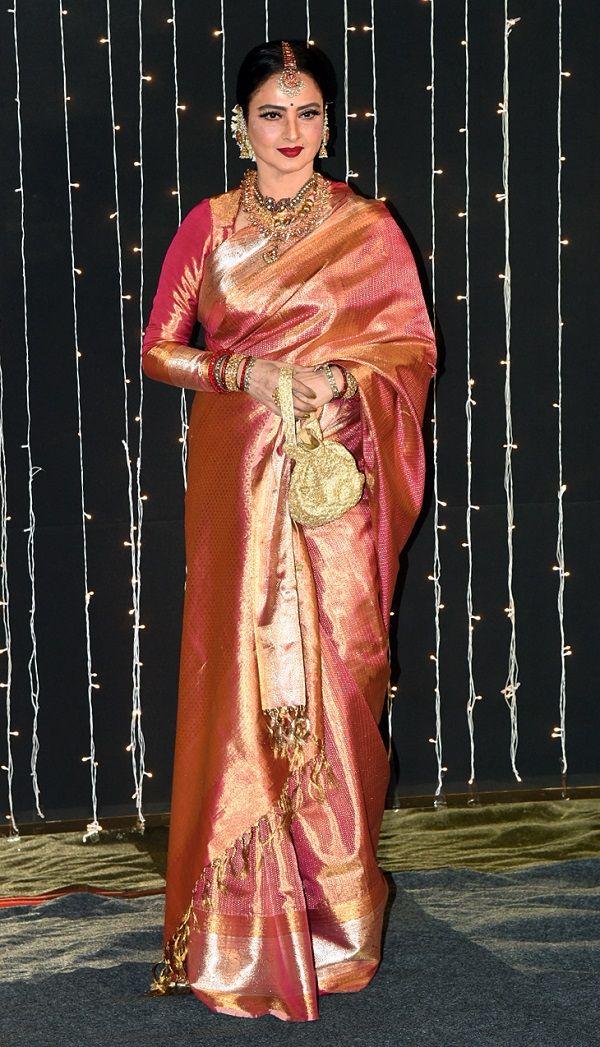 PunjabKesari, Rekha image,रेखाइमेज