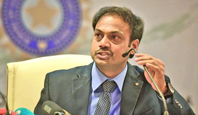 MSK Prasad, Indian Selectors