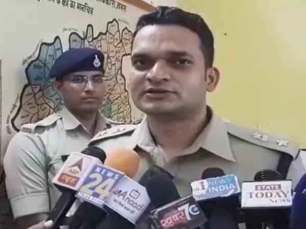 PunjabKesari, Madhya Pradesh News, Ratlam News, Murder, Husband Wife, Reveal, SP Gaurav Tiwari, Javra News