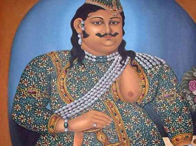 PunjabKesari,नवाब वाजिद अली शाह, nawab wazid ali shah