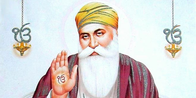 PunjabKesari,Guru Nanak Dev Ji