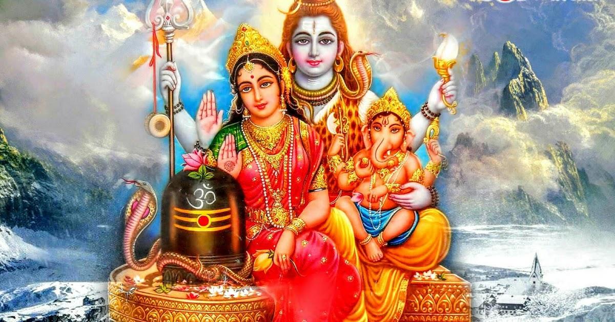 PunjabKesari, Lord Shiva, Devi Parvati, Sri ganesh, Lord ganesh