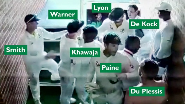 Cricket flashback : one year pass of Quinton de Kock & David Warner famous fight