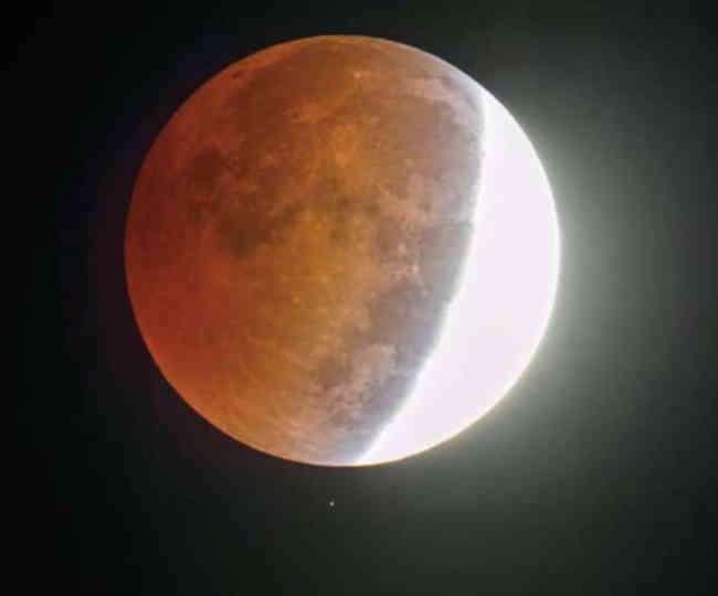 PunjabKesari Lunar eclipse khandgras chander grahan