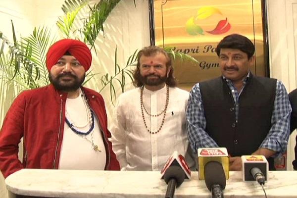 PunjabKesari, bollywood, star, celebrate, Bjp, Victory