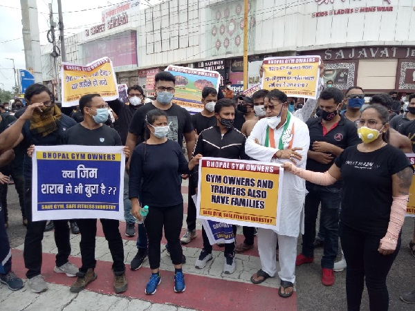 jim trainer, pc sharma, bhopal, madhya pradesh, punjab kesari