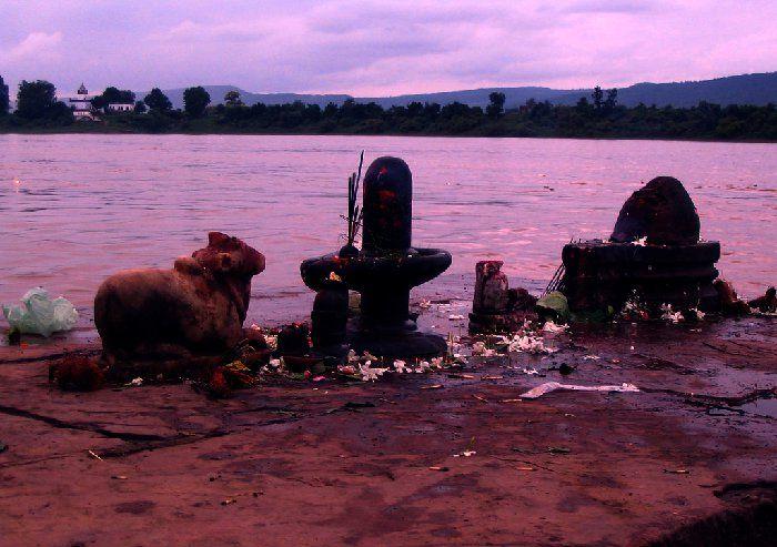 PunjabKesari, नर्मदा नदी, शिवलिंग, Narmada River, Shivling Miracle