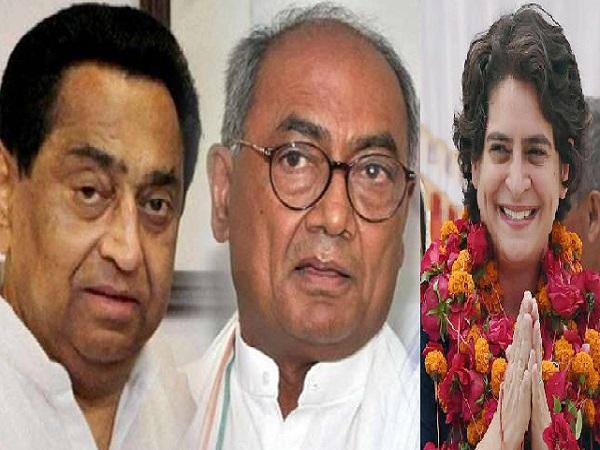 PunjabKesari, Madhya Pradesh News, Bhopal News, Jharkhand Assembly Election, Congress, Star Campaigner, Jyotiraditya Scindia, Rahul Gandhi, Sonia Gandhi, Priyanka Gandhi