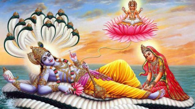PunjabKesari, Vishnu Lakshmi, Lord Vishnu, भगवान विष्णु