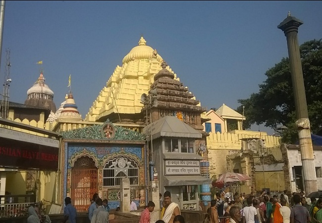 PunjabKesari, Jagannath temple of Puri, Odisa Jagannath Temple