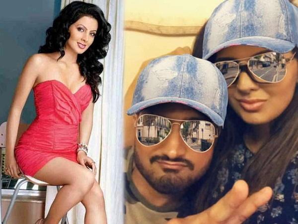 geeta basra and harbhajan singh image