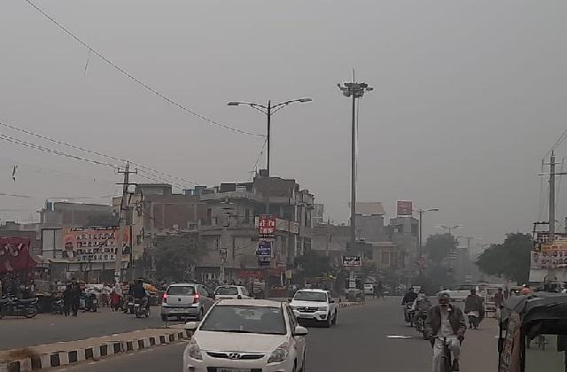 PunjabKesari, weather changes raining in amritsar
