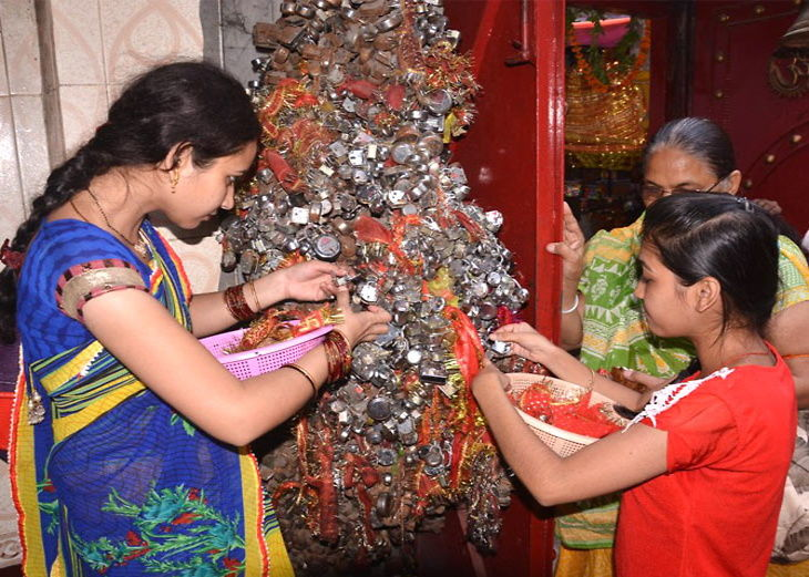 PunjabKesari, Dharam, Devi kali, Maa Kali, Devi Kali temple Kanpur, कानपुर काली माता मंदिर, Tala Devi mandir