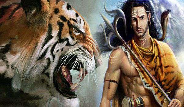 PunjabKesari, PunjabKesari, Sawan, Sawan 2019, Savan, Savan 2019, सावन, सावन 2019, भोलेनाथ, शिव जी, Lord Shiva, शेर की खाल