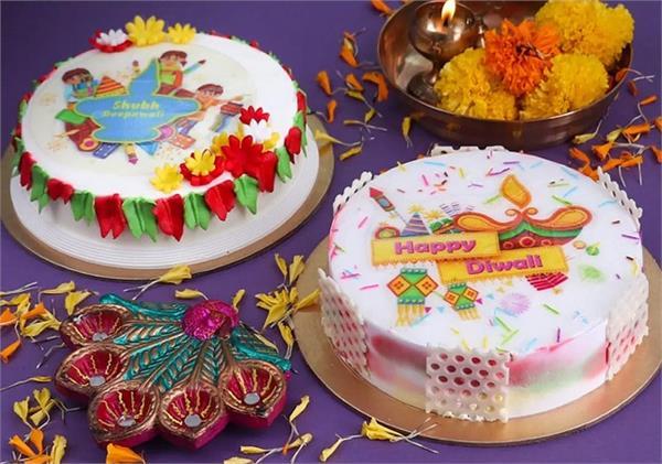 Diwali 2020: सेलिब्रेशन के लिए यहां से लें केक के यूनिक आइडियाज