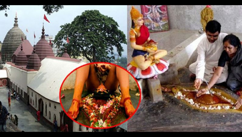 PunjabKesari, कामाख्या माता मंदिर, कामाख्या वेवी मंदिर, कामाख्या मंदिर, Kamakhya Temple