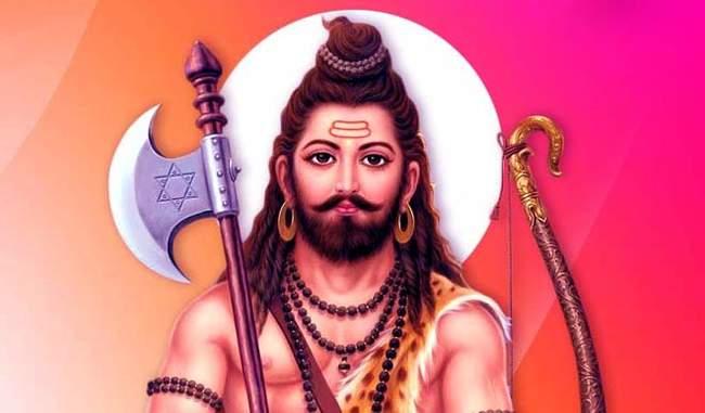 PunjabKesari Parashuram Dvashashi