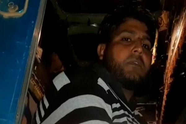 PunjabKesari, villeager, police, mining officer, latest hindi news