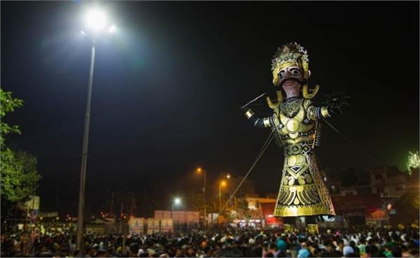 dussehra will not be celebrated in this district of haryana