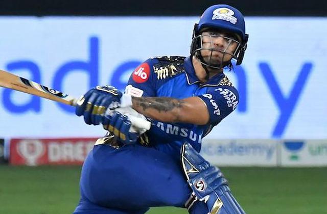 Hardik Pandya, Praised, Ishaan Kishan, Pocket dynamite, मुंबई इंडियंस, हार्दिक पांड्या, ईशान किशन, IPL news in hindi, Sports news,