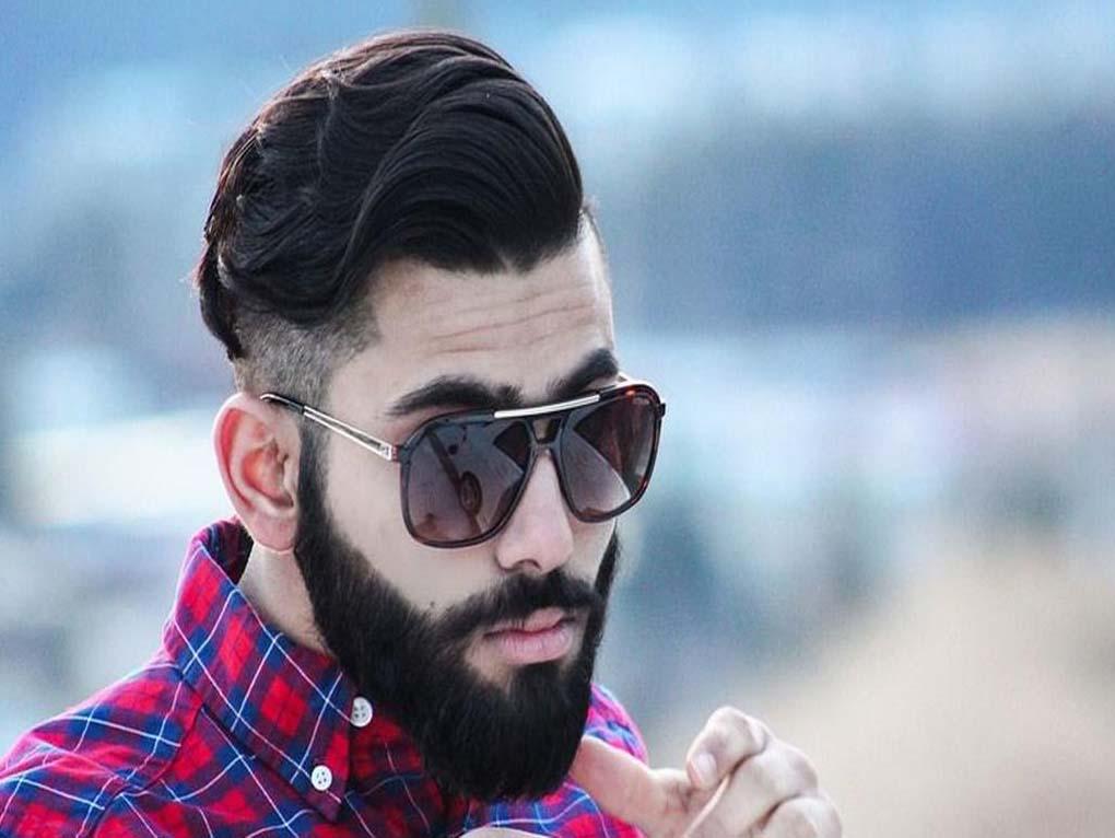PunjabKesari,Beard, दाढ़ी-मूंछ