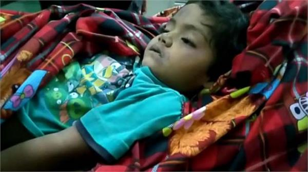 PunjabKesari, Mother and daughter died due to sky lightning