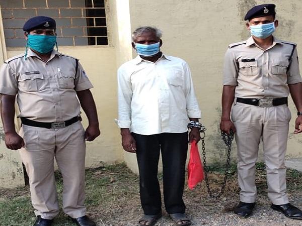 PunjabKesari,Madhya Pradesh News, Balaghat, Quarantine, Home Quarantine, Lockdown, Corona, Murder, Father and Son, Murder, Police