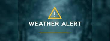 weather alert issue for jammu kashmir