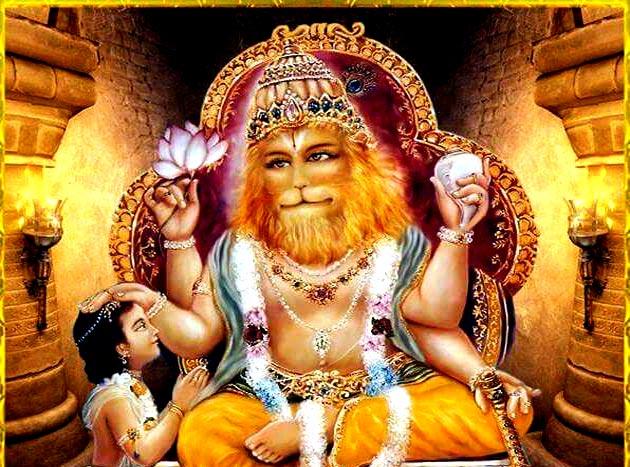 PunjabKesari, kundli tv Narasimha dev