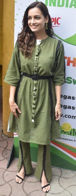 Bollywood Tadka, Dia MIrza Images