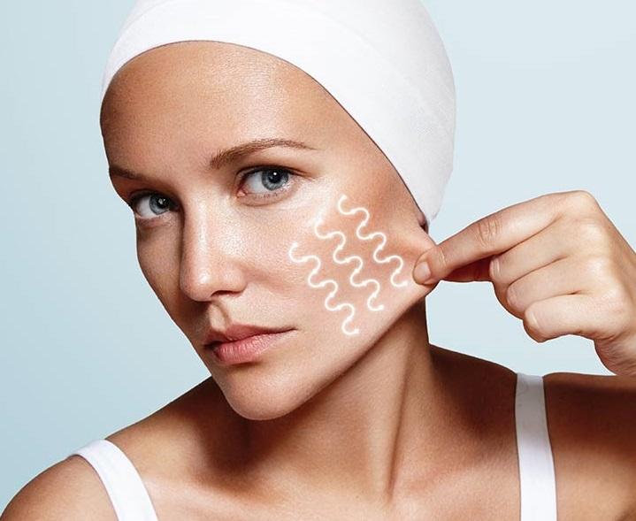 PunjabKesari, Skin Tightening Image, Beauty Secrets Image, Loose Skin Image, जवां दिखने के लिए टिप्स इमेज