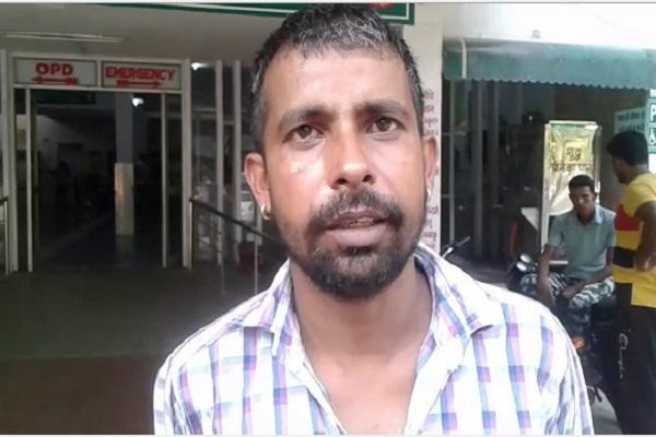 PunjabKesari, Bodyguard, shot, dead, witness