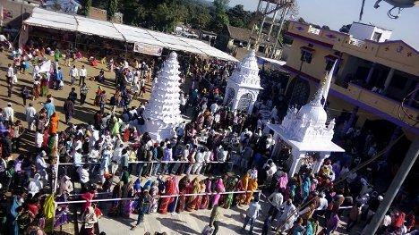 PunjabKesari, Guru saheb baba samadhi sthal bhut mela, madhya pradesh baitul, bhoot, ghost, Dharmik Sthal, Religious Place In India, Hindu Tirth Sthal, हिन्दू धार्मिक स्थल, भारत के प्रसिद्ध मंदिर