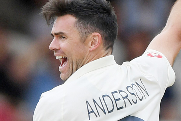 James Anderson told the next goal, there is a desire to play in this series