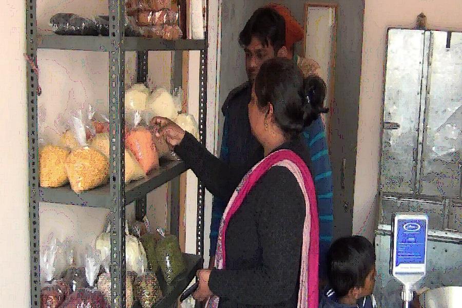 PunjabKesari, Organic farming became popular for 'kudrati kisaan Haat'